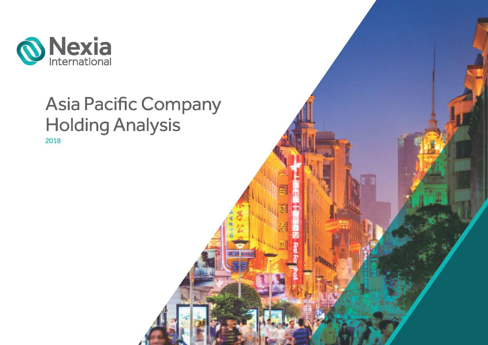 Asia Pacific Holding Company Analysis